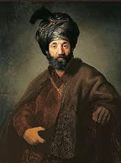 Samuel Pallache by Rembrandt