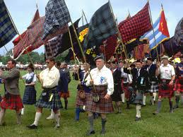 highland games NC