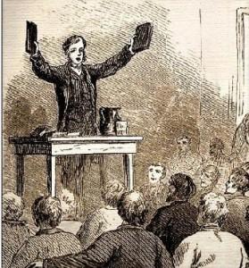 Baptist preacher
