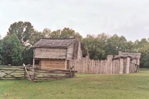 Mansker's Fort