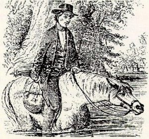 Methodist circuit rider